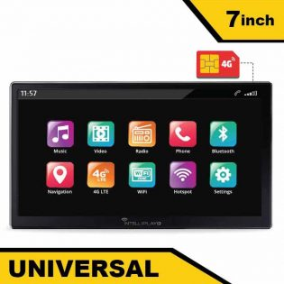 7 inch car stereo android player