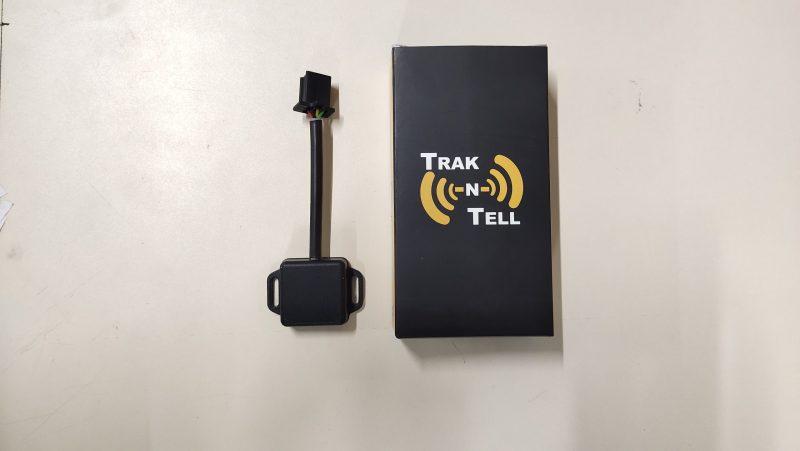 IntelliLock Engine Immobilizer by Trak N Tell
