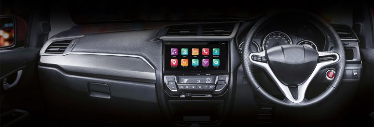 Best car android stereo price India