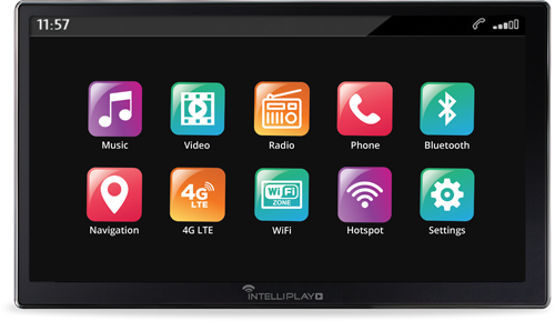 Intelliplay Best android car stereo India